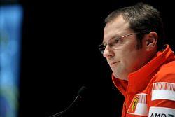 Stefano Domenicali, Scuderia Ferrari, Direktör