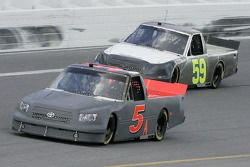 Mike Skinner and Ted Musgrave