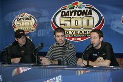 Erik Darnell, Scott Lagasse Jr. and Scott Lynch