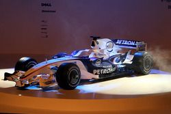 yeni BMW Sauber F3.08 is presented