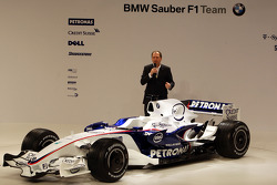 Willy Rampf, BMW-Sauber, Teknik Direktörü