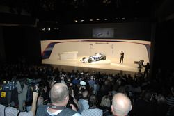 Präsentation: BMW-Sauber F1.08