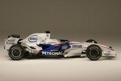 Der neue BMW-Sauber F1.08