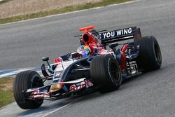 Sebastien Bourdais, Scuderia Toro Rosso