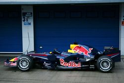 yeni Red Bull RB4