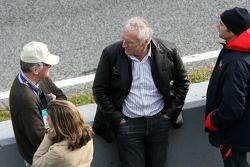 Dietrich Mateschitz, dueño de Red Bull, Gerhard Berger, Scuderia Toro Rosso