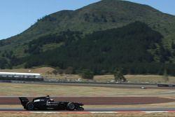 Brendon Hartley, pilote de A1 Equipe de Nouvelle Zélande