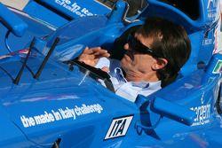 Piercarlo Ghinzani, Seat Holder A1 Team Italy