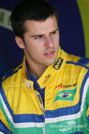 Clemente Faria Jr., driver of A1 Team Brazil