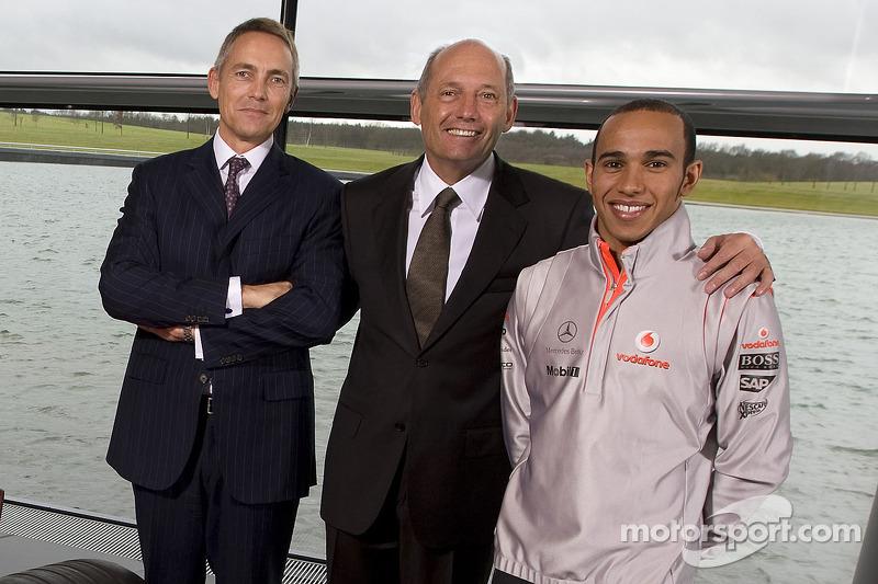 2008: Alonso se va, Hamilton continúa