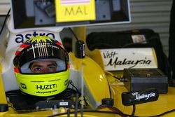 Alex Yoong, driver of A1 Team Malaysia