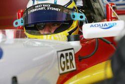 Christian Vietoris, driver of A1 Team Germany