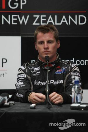 Pole Position, Sprint Race, Jonny Reid, driver of A1 Team New Zealand