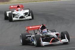 Thomas Enge, driver of A1 Team Czech Republic