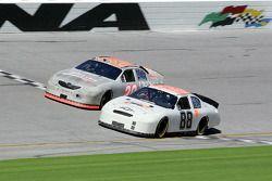 Mike McLaughlin and Brad Keselowski