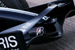 Williams F1 takım fotoğrafıshoot: WilliamsF1 Team FW30 ön kanat detay