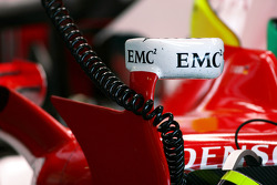 Toyota F1 Team TF108 miror detay