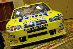 Chip Ganassi Racing with Felix Sabates: the Juicy Fruit Dodge NASCAR Sprint Cup car