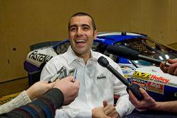 Chip Ganassi Racing with Felix Sabates: Dario Franchitti