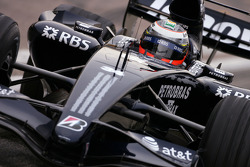 Nico Hulkenberg, Test Driver, Williams F1 Team