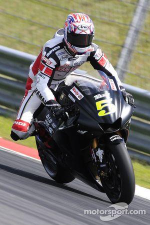 Колин Эдвардс, Yamaha Tech 3