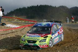 Jari-Matti Latvala and Miikka Anttila