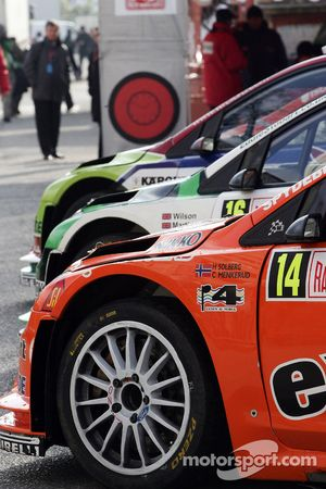 Stobart VK M-Sport Ford World Rally Team