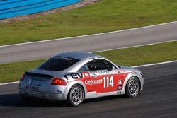 #114 GSM Motorsports Audi TT: Colin Cohen, Don Istook