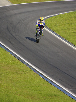 Valentino Rossi, Fiat Yamaha Team