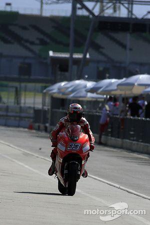 Марко Меландри, Ducati Marlboro Team