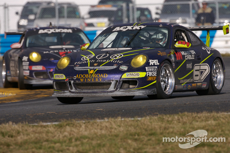 #67 TRG Porsche GT3 Cup: Emanuel Collard, Romain Dumas, Tim George Jr., Spencer Pumpelly, Bryan Sellers