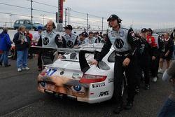 #17 Terra Firma Motorsports Porsche GT3 Cup