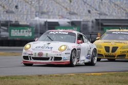 O'Connell Racing Porsche GT3 Cup : Kevin O'Connell, Hugh Plumb, Kevin Roush, Mike Speakman