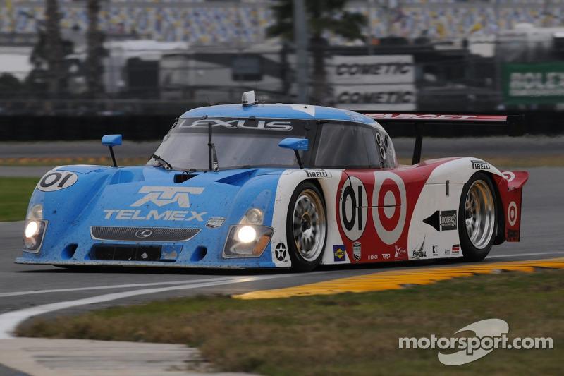 2008: #01 Chip Ganassi Racing, Riley-Lexus