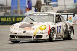 #17 Terra Firma Motorsports Porsche GT3 Cup: Gary Jensen, Mark Jensen, Jordan Taylor, Ron Zitza