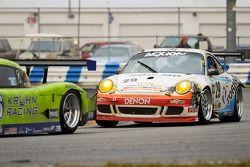 Alegra Motorsports Porsche GT3 Cup : Louis-Philippe Dumoulin, Scooter Gabel, Bob Woodman, Carlos de Quesada