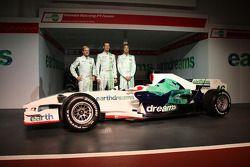 Rubens Barrichello, Honda Racing F1 Team, Alexander Wurz, Test Pilotu, Honda Racing F1 Team, Jenson