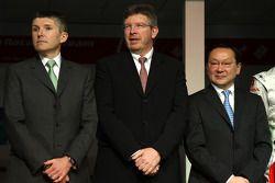 Nick Fry, Honda Racing F1 Team, Chief Executive Officer, Ross Brawn Team Principal, Honda Racing F1