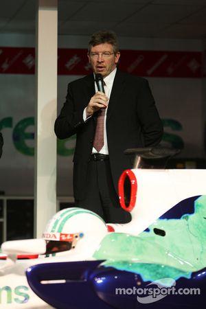 Brawn Team Principal, Honda Racing F1 Team