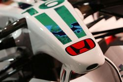 Detail of the Honda Racing RA108