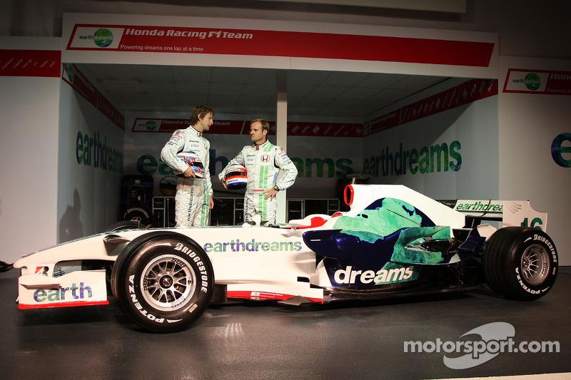 2008: Honda, 14º no campeonato (11 pts)