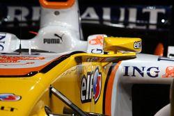 Renault F1 R28: Rückspiegel