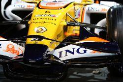 Renault F1 R28: Frontpartie