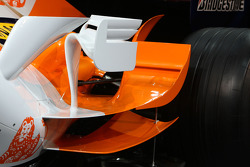 Renault F1 R28: Aerodynamik
