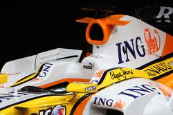 Renault F1 R28: Airbox