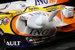 Renault F1 R28: Seitenkasten