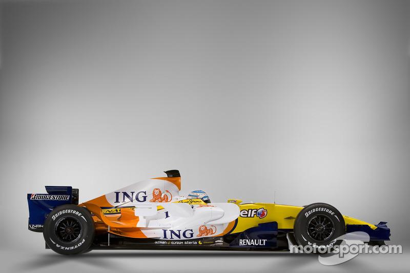 Rückblick: Renault 2008