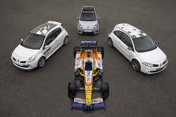 Renault Sport products