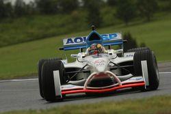 Tom Dillmann, driver of A1 Team Switzerland