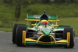 Clemente de Faria Jr., driver of A1 Team Brazil